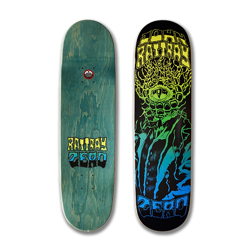 Zero Skateboards: John Rattray - Deathtrip