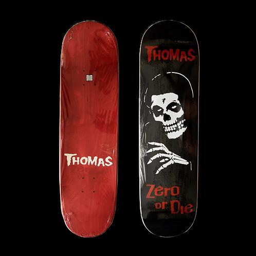 Zero Skateboards: Jamie Thomas - Crimson (Red)