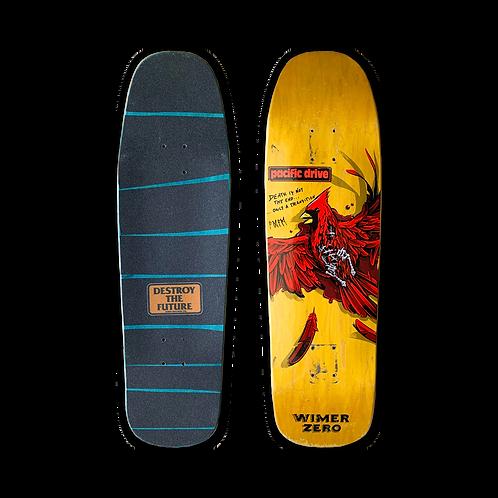 Zero Skateboards: Chris Wimer - Dead Cardinal (Shaped)