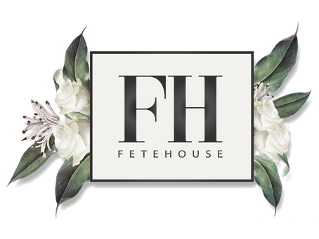 Fete House - Etsy store redesign