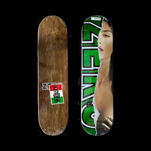 Zero Skateboards: Tommy Sandoval - Supermodel