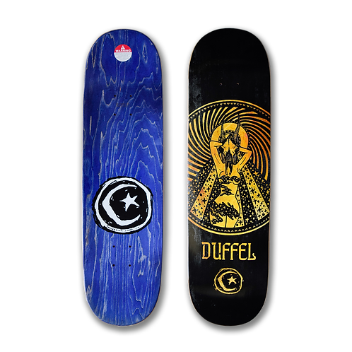 Foundation Skateboards: Corey Duffel - Made By The Moon