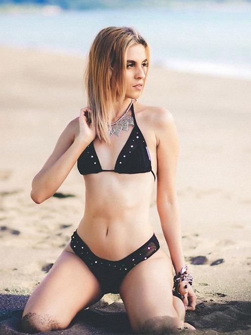 Inspire by Marcia Escobar - Black Bikini