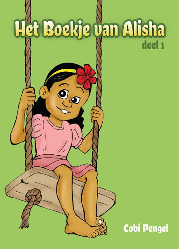 Het boekje van Alisha deel 1
