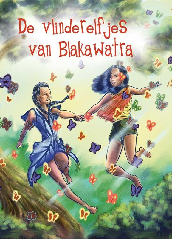De Vlinderelfsjes van Blakawatra