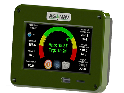 Ag Nav AgFlow-1 Stand-Alone Flow Controller