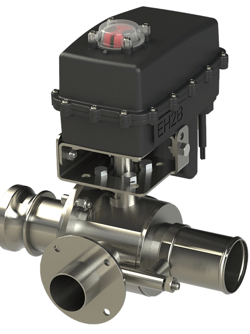 Ag Nav Auto On/Off 3-Way Valve