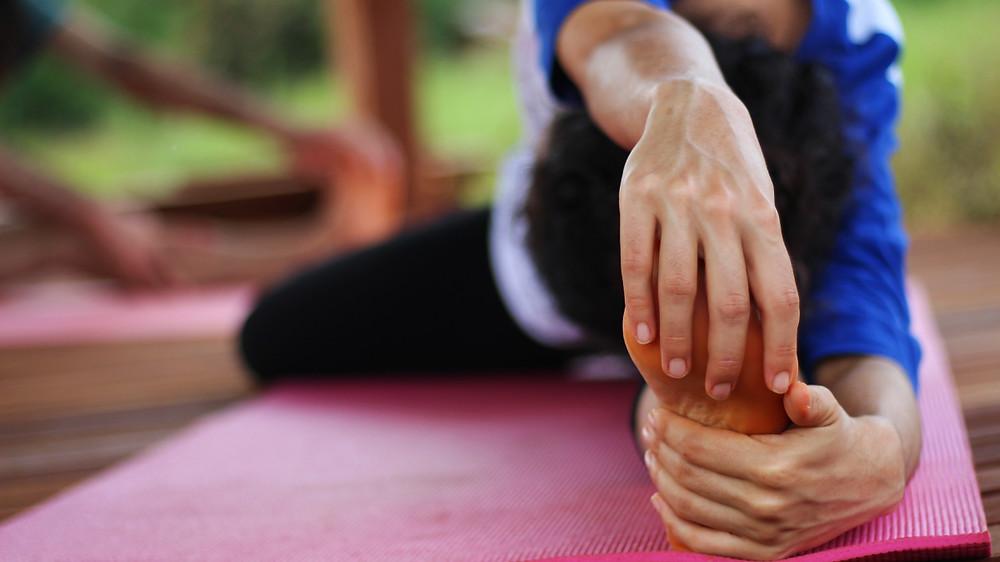 yoga, inner strength, resilience, challenge, overcome, obstable