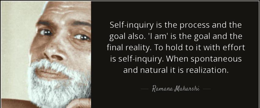 Ramana Maharshi conscious living, lifestyle blog, change, mindful life, retreat