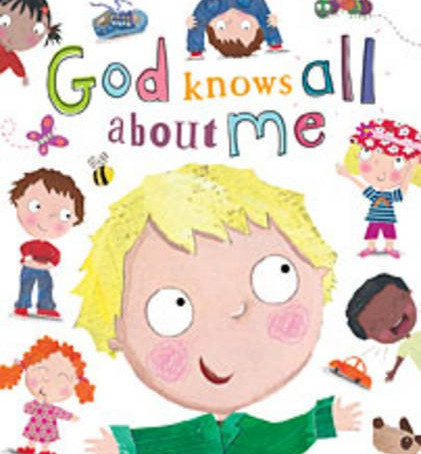 Bok Recommendation - God knows all about me