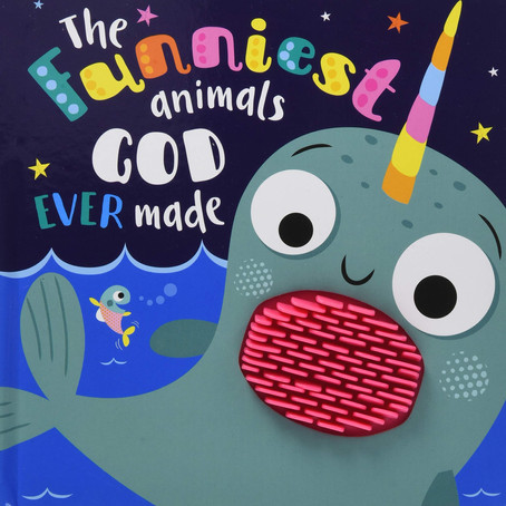 Book Recommendation - The Funniest Animals God Ever Made