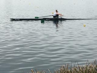 Regional trials at Dorney Lake