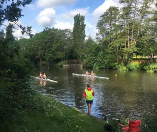 Weybridge Ladies Rowing Club Regatta