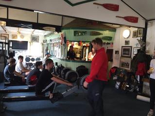 GB coach visits club