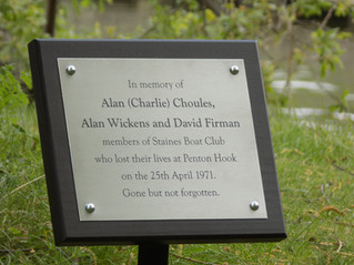 The Ashes 50th Anniversary Memorial