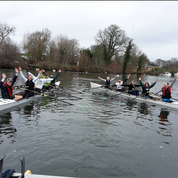 June Adult Learn to Row Course