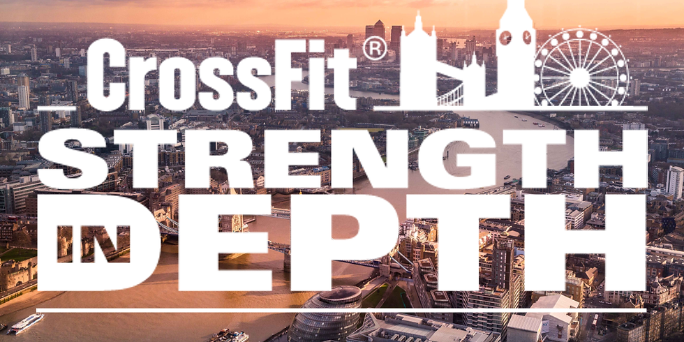 CrossFit Strength in Depth 2020 Competition