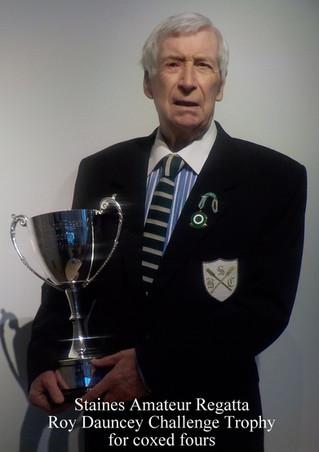 Roy Dauncey Challenge Trophy
