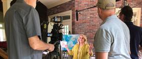 Edie Hand Filming