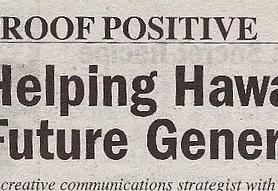 GrandGrace in Midweek: Helping Hawai'i's Future Generations