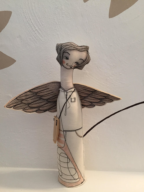 Angel Poliamor.