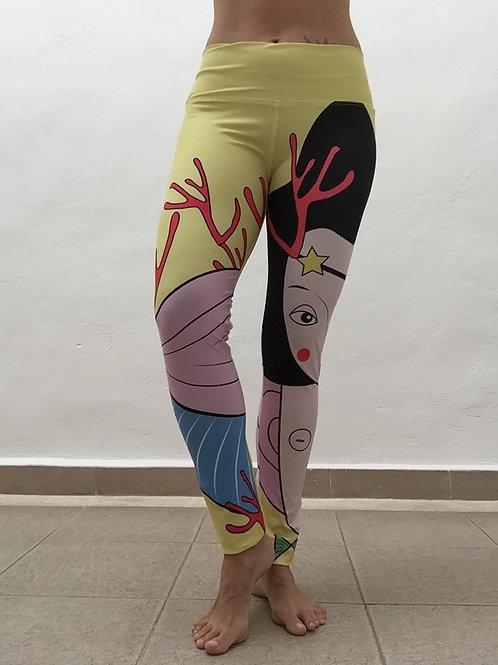Legging Sirena