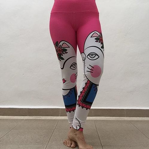 Legging Gatita Neko