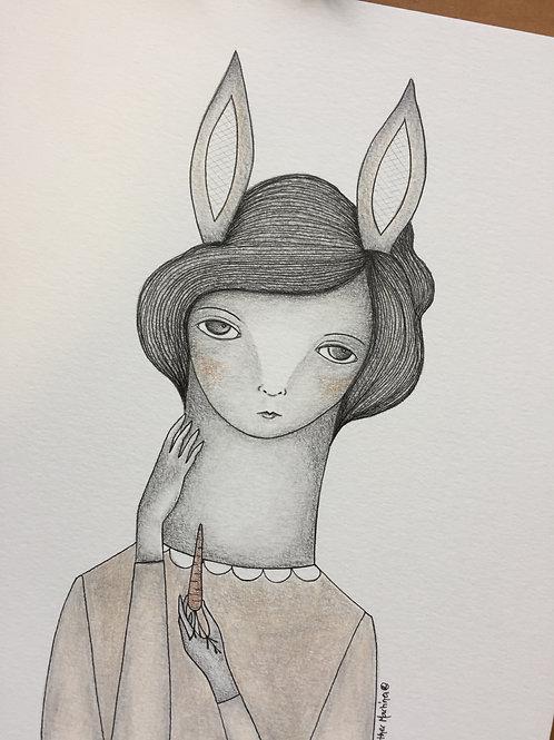 La conejita