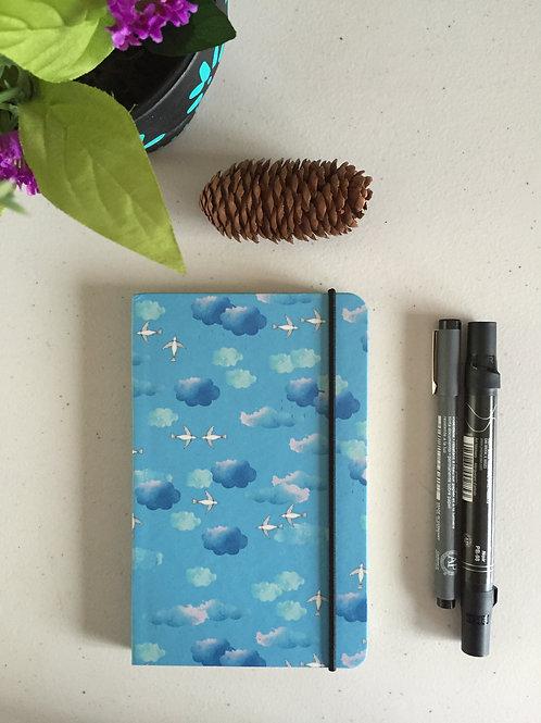 Cuaderno pájaros.
