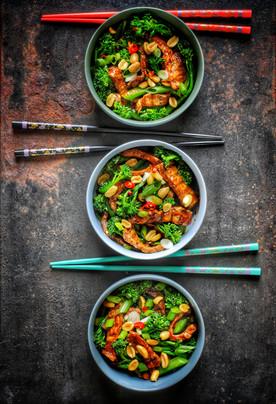 Chinese Bowl food