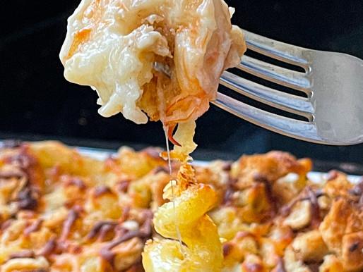 Posh Mac N Cheese