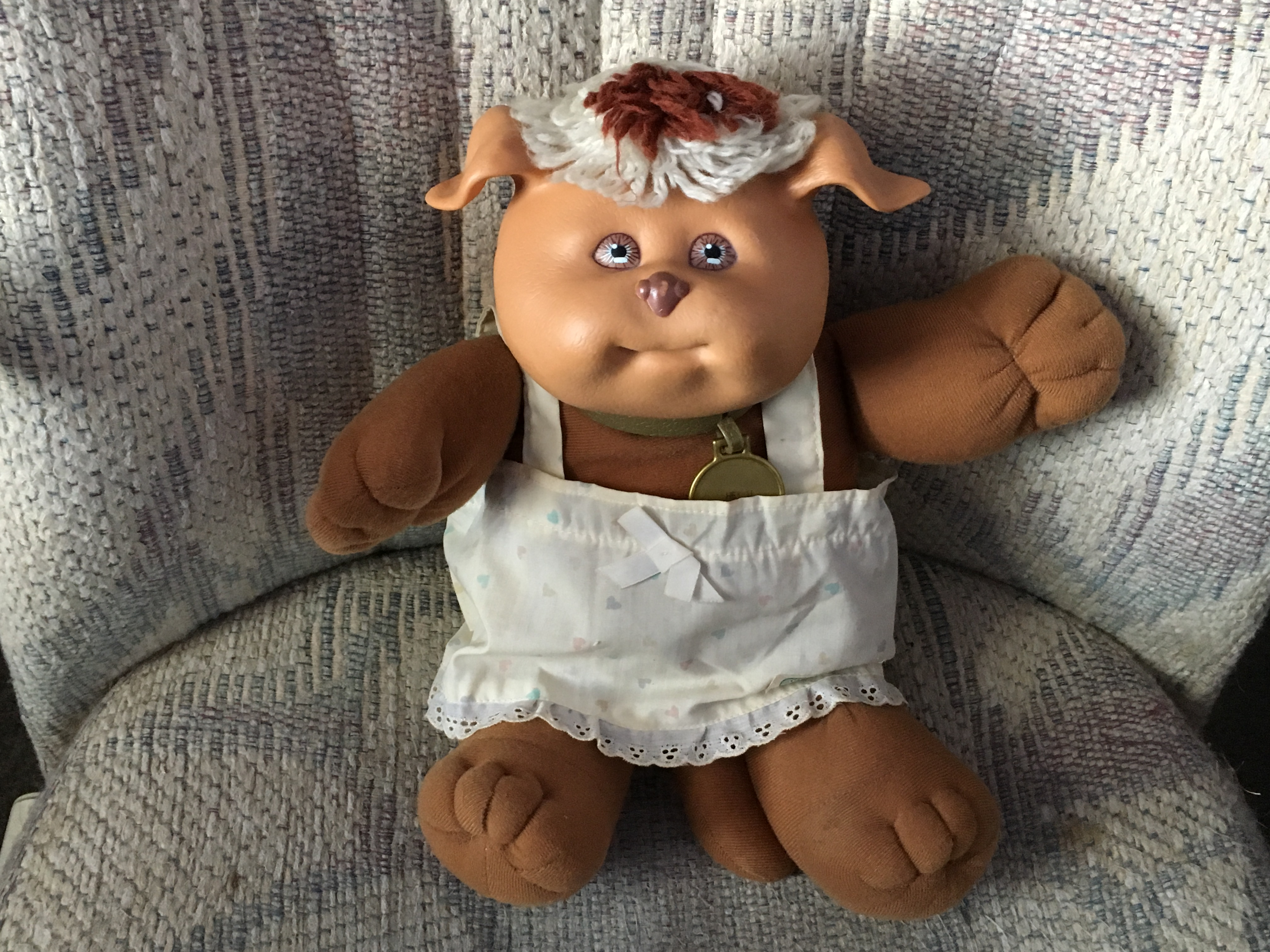 Aunt Janice - Cabbage Patch