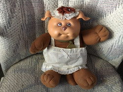 Aunt Janice - Cabbage Patch