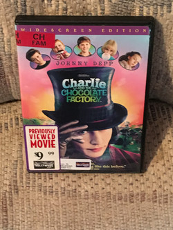 Jackie - Charlie & the Chocolate Factory