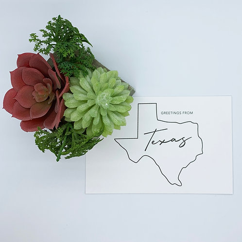 Greetings from... Stationery Cards - States