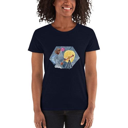The Astronomer Women's short sleeve t-shirt