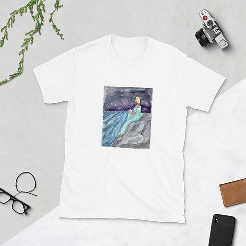 Stormy Sea Short-Sleeve Unisex T-Shirt