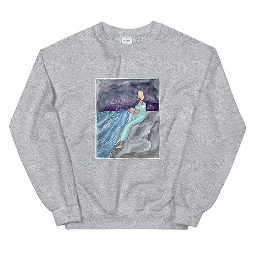 Stormy Sea Unisex Sweatshirt