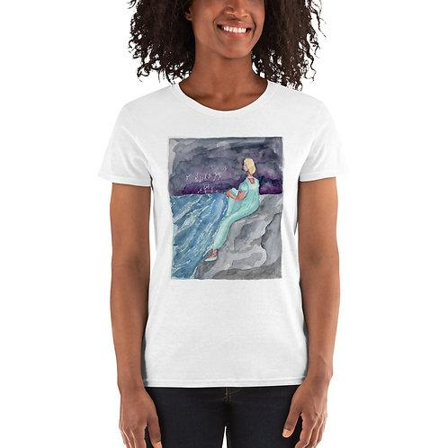 Stormy Sea Women's short sleeve t-shirt