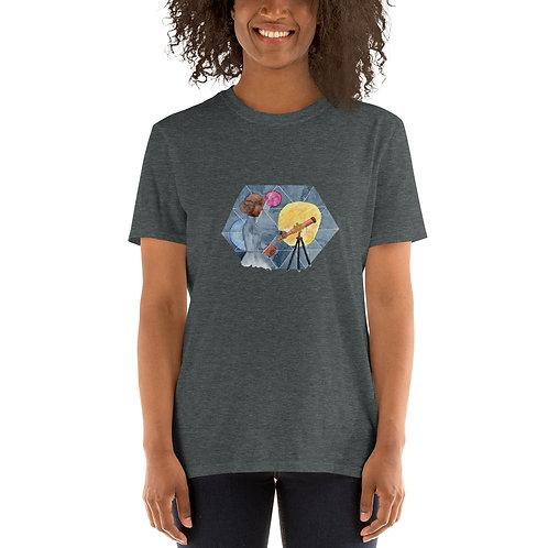 The Astronomer Short-Sleeve Unisex T-Shirt