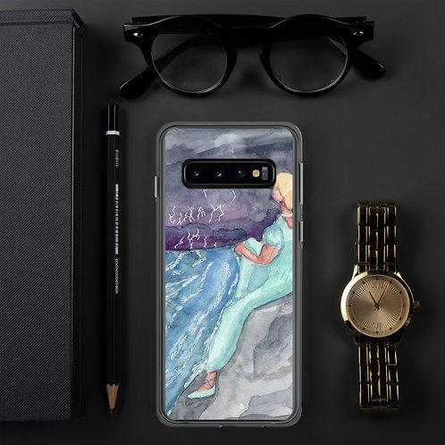 Stormy Sea Samsung Case