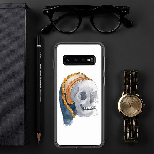 Tudor Skull Samsung Case