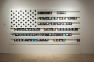 Anthology One American Flag by Yuri Catania
