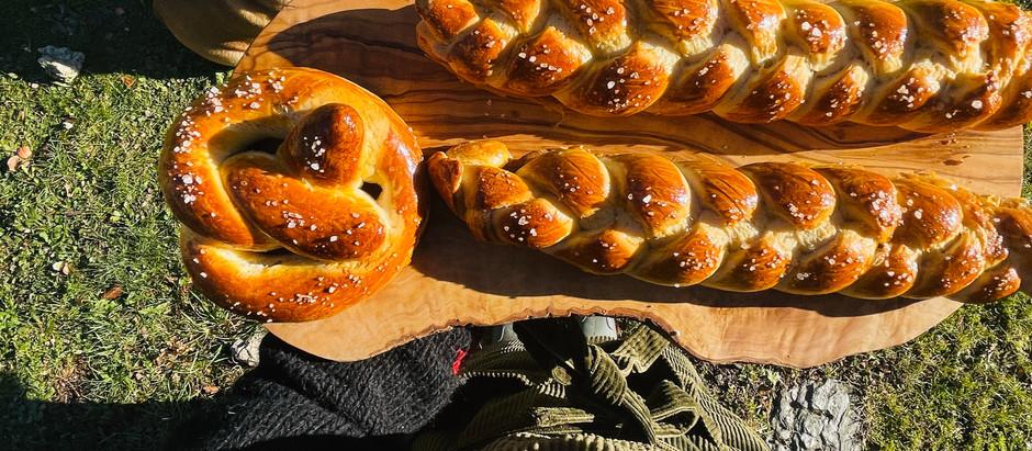 Braid bread recipe - Swiss style