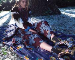 Baldan fashion editorials fw 2017-18