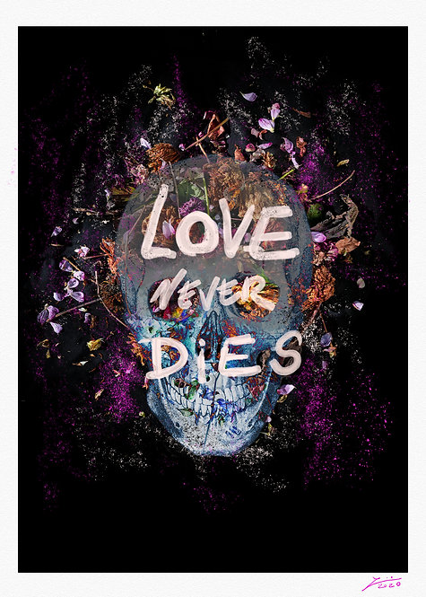 Love Never Dies by Yuri Catania