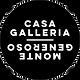 Rounded Logo Casagalleria white_black.pn