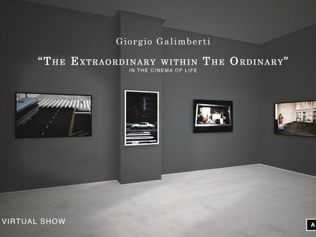 "Giorgio Galimberti ""The Extraordinary within the Ordinary"" virtual SOLO show opens on Dec. 11"