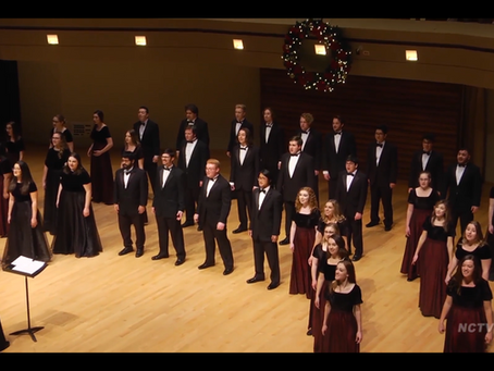 Explore the Sound Holiday Concert 2019