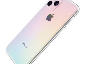 iPhone11 傳將有漸層色,渲染圖曝光